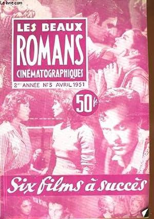 LES BEAUX ROMANS CINEMATOGRAPHIQUES - 2EME ANNEE N°3: COLLECTIF