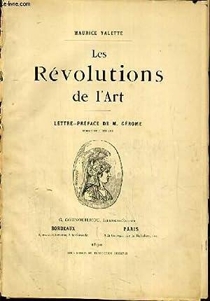 LES REVOLUTIONS DE L'ART.: VALETTE MAURICE