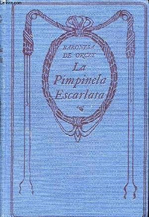LA PIMPINELA ESCARLATA: ORCZY BARONESA