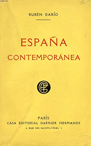 ESPAÑA CONTEMPORANEA: DARIO RUBEN