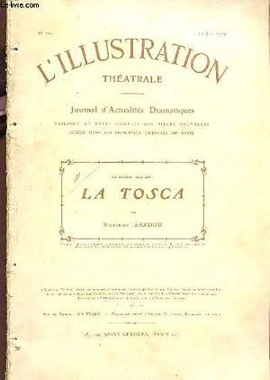 "LA TOSCA / COLLECTION ""L'ILLUSTRATION THEATRALE - N°121 - 19 JUI 1909.: SARDOU ..."