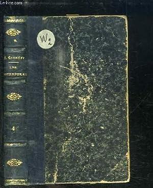 Les Contemporains. Etudes et portraits littéraires, 4ème série : Stendhal, Baudelaire, Mérimée, ...