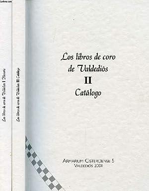 LOS LIBROS DE CORO DE VALDEDIOS, 2 TOMOS: HISTORIA / CATALOGO: SUAREZ GONZALEZ ANA