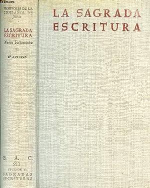 LA SAGRADA ESCRITURA, NUEVO TESTAMENTO, II, HECHOS: COLLECTIF