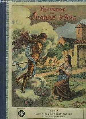 HISTOIRE DE JEANNE D'ARC: MOLAND LOUIS