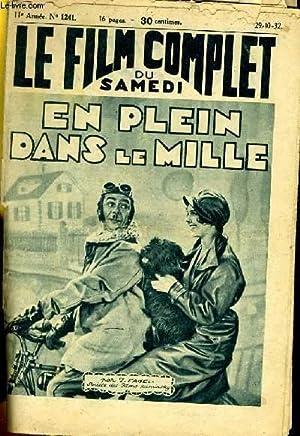 LE FILM COMPLET DU SAMEDI N° 1241 - 11E ANNEE - EN PLEIN DANS LE MILLE: COLLECTIF