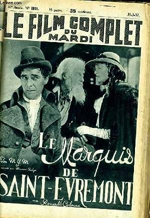 LE FILM COMPLET DU MARDI N° 1931: COLLECTIF