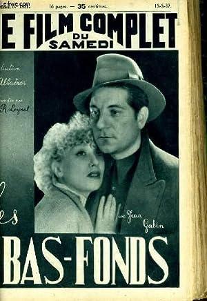 LE FILM COMPLET DU SAMEDI N° 1951 - 16E ANNEE - LES BAS-FONDS: COLLECTIF