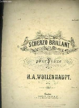 Scherzo Brillant: H.A Wollenhaupt