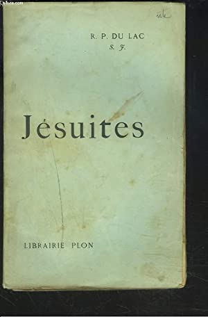 JESUITES: LE PERE DU