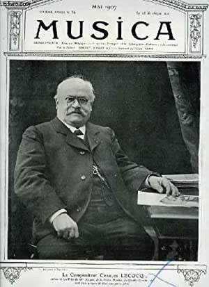 MUSICA - N°56 : MAI 1907 -: COLLECTIF