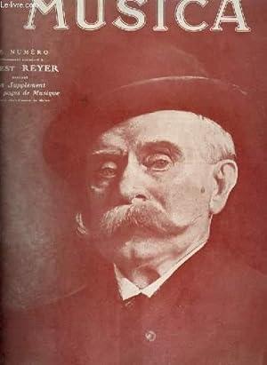 MUSICA - N°53 : FEVRIER 1907 -: COLLECTIF