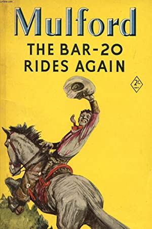 THE BAR-20 RIDES AGAIN: MULFORD CLARENCE E.