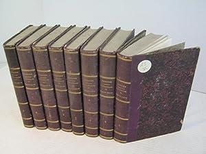 DICTIONNAIRE DE THEOLOGIE. TOMES 1 à 8.: L'ABBE BERGIER