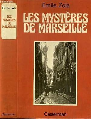 LES MYSTERES DE MARSEILLE.: ZOLA EMILE