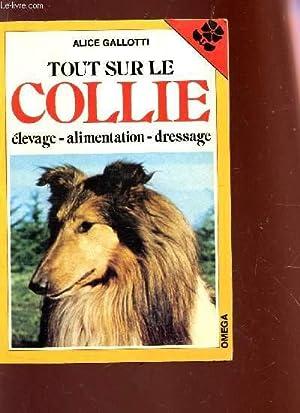 TOUT SUR LE COLLIE / ELEVAGE - ALIMENTATION - DRESSAGE.: GALLOTTI ALICE