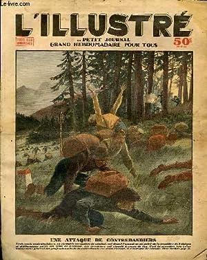 LE PETIT JOURNAL - supplément illustré numéro 2173 - UNE ATTAQUE DE ...