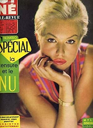 CINE REVUE TELE-REVUE - NUMERO SPECIAL LA CENSURE ET LE NU - 44E ANNEE - N° 11 - LA CHUTE DE L&...