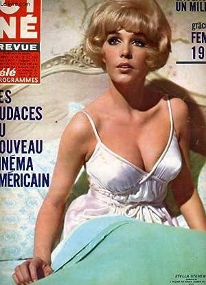 CINE REVUE - TELE-PROGRAMMES - 47E ANNEE - N° 52 - SEULE DANS LE NOIR: COLLECTIF