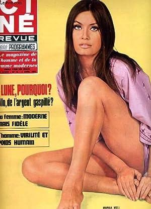 CINE REVUE - TELE-PROGRAMMES - 50E ANNEE - N° 15 - QUI ?: COLLECTIF