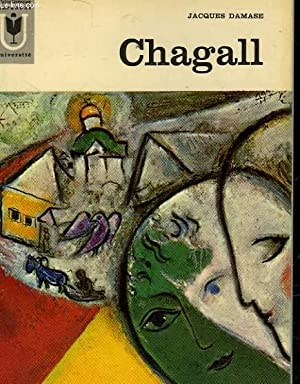 MARC CHAGALL: DAMASE JACQUES