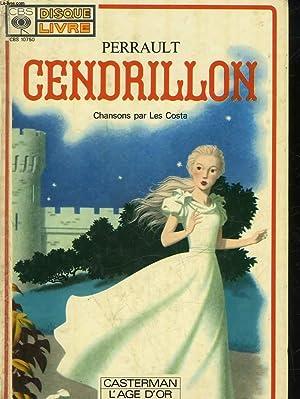 CENDRILLON: PERRAULT