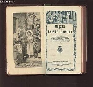 MISSEL DE LA SAINTE FAMILLE - N°2207: COLLECTIF