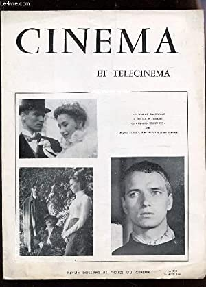 CINEMA ET TELECINEMA - N°369 - 27 juin 1967 / Le grand bidule - hotel St Grégory - ...