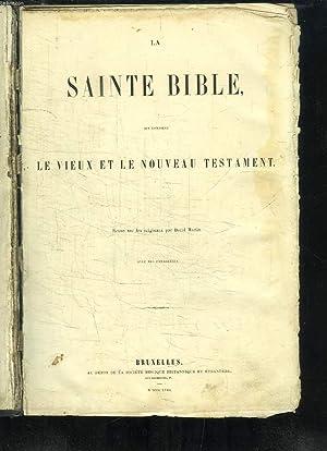 Télécharger La Bible (La Sainte Bible – Ancien et Nouveau ...