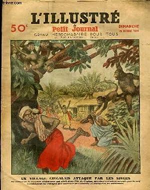 LE PETIT JOURNAL - supplément illustré numéro 2288 - UN VILLAGE CINGALAIS ...