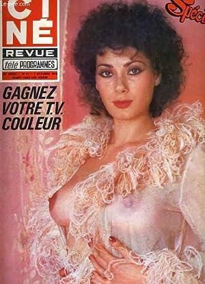 CINE REVUE - TELE-PROGRAMMES - 56E ANNEE: COLLECTIF
