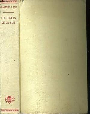 LES FORETS DE LA NUIT: CURTIS Jean-louis