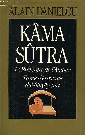 KAMA SUTRA, LE BREVIAIRE DE L'AMOUR: VATSYAYANA