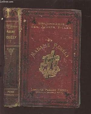 BIBLIOTHEQUE DES JEUNES FILLES - TOME 1: MONNIOT MADEMOISELLE
