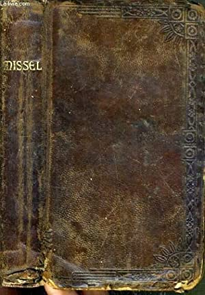 MISSEL DE LA SAINTE ECRITURE N°1267 -: COLLECTIF