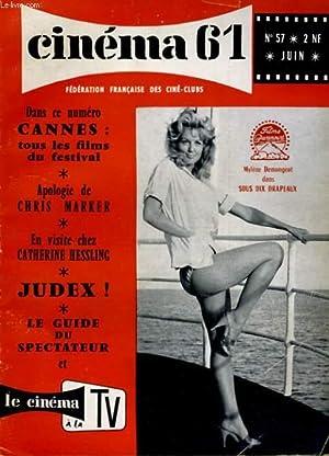 CINEMA 61 N° 57 - Cannes: tous les films du Festival: COLLECTIF