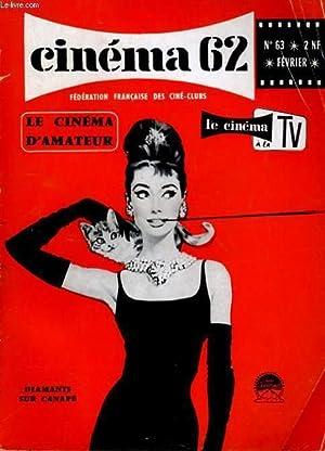 CINEMA 62 N° 63 - Spencer TRACY dans Jugement à Nurembreg: COLLECTIF