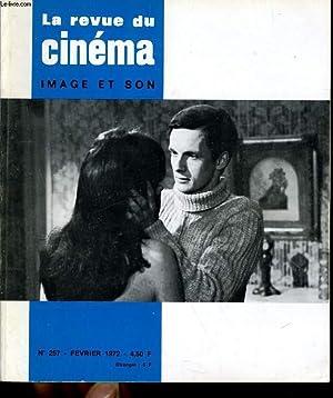 REVUE DE CINEMA - IMAGE ET SON N° 257 - L'INDUSTRIE CINEMATOGRAPHIQUE AUX ETATS-UNIS - DU ...