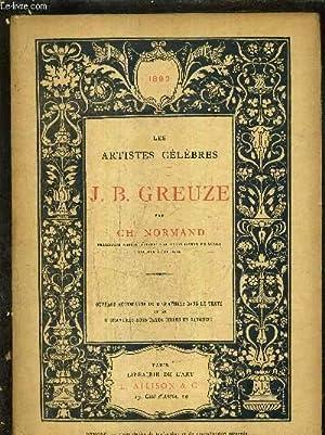 J.B. GREUZE / COLLECTION LES ARTISTES CELEBRES.: CH.NORMAND