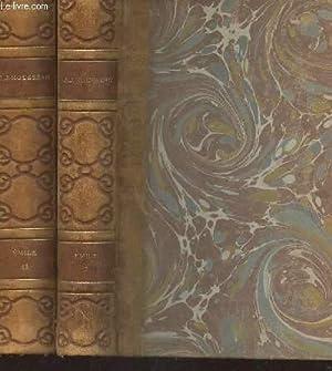 EMILE OU L'EDUCATION - EN 2 VOLUMES: ROUSSEAU J.J.