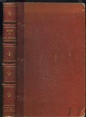 HISTOIRE DE SAINTE ELISABETH DE HONGRIE, DUCHESSE DE THURINGE (1207-1231).: LE COMTE DE ...