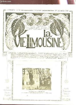 LA VIE LIMOUSINE - 4e ANNEE - N°43 - 25 oct 1928 / Les plantes médicinales en ...