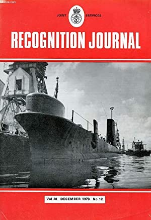 JOINT SERVICES RECOGNITION JOURNAL, VOL. 28, N°: COLLECTIF