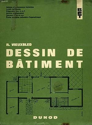 DESSIN DE BATIMENT: VIEUXBLED R.