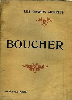 BOUCHER - LES GRANDS ARTISTES: GUSTAVE KAHN