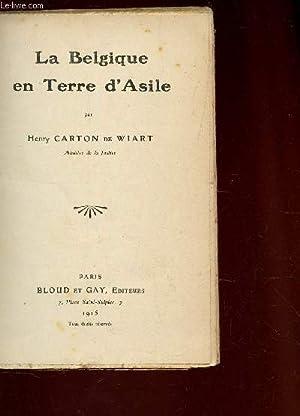 """LA BELGIQUE EN TERRE D'ASIE / N°19 """"PAGES ACTUELLES"""" 1914-1915.: CARTON DE ..."""