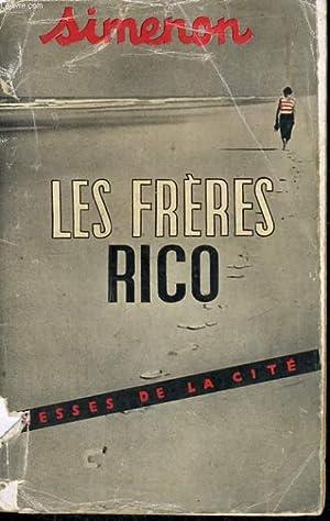 LES FRERES RICO: SIMENON Georges