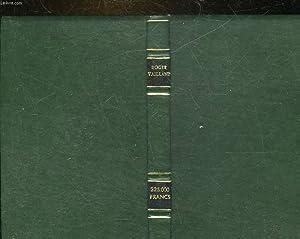 32 500 FRANCS: VAILLAND ROGER