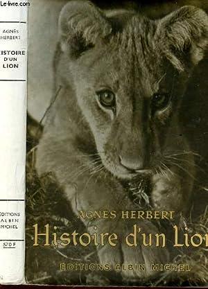 """HISTOIRE D'UN LION / Collection """"Scènes de la Vie des Bêtes"""".: ..."""