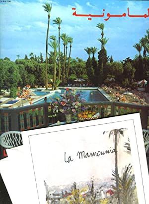 HOTEL LA MAMOUNIA: COLLECTIF